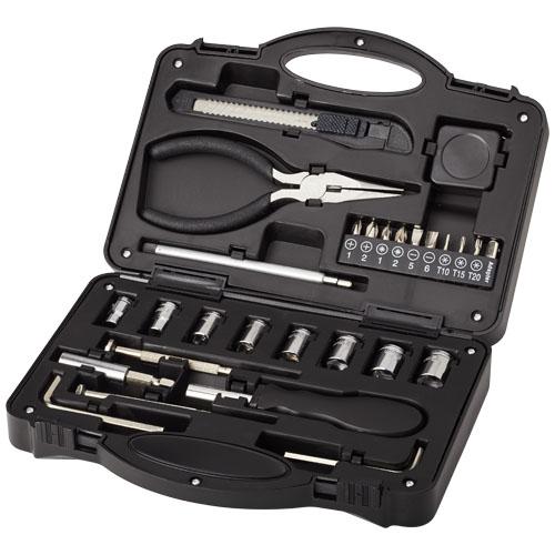 28-elementowy zestaw narzędzi