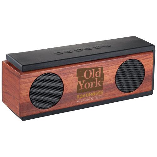 Drewniany głośnik na Bluetooth® Native zdj 2