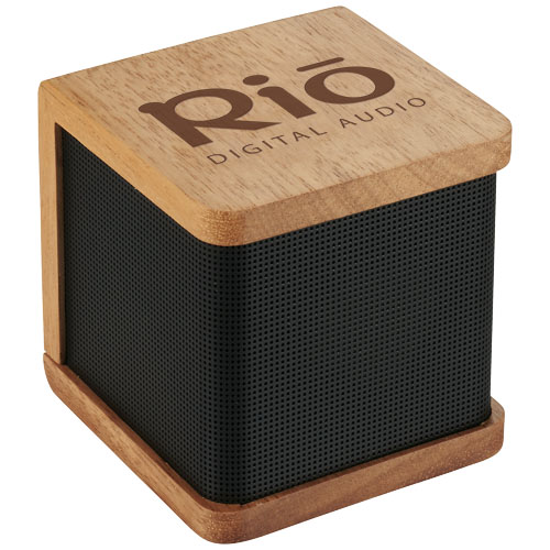 Drewniany głośnik Bluetooth® Seneca zdj 2