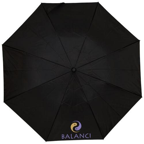 """2-częściowy automatyczny parasol Blue Skies o średnicy 21"""" zdj 3"""