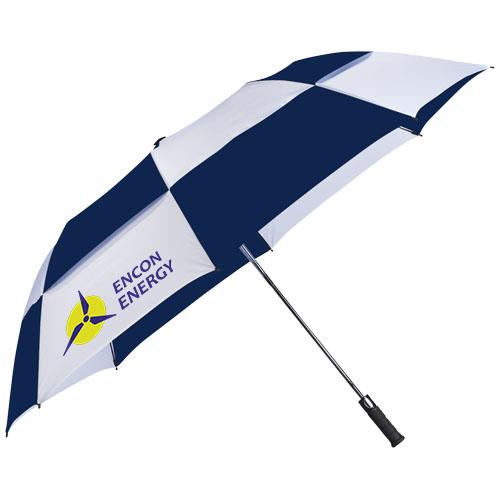 """2-częściowy automatyczny parasol wentylowany Norwich o średnicy 30"""" zdj 2"""