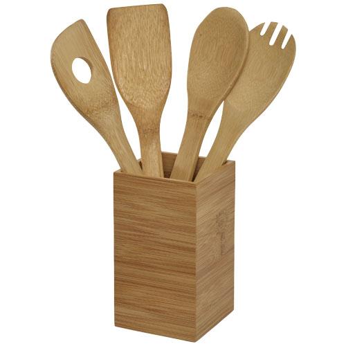 4-elementowy zestaw kuchenny z uchwytem