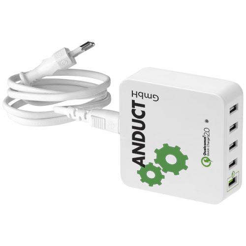 Ładowarka AC szybkiego ładowania USB 2.0 zdj 2
