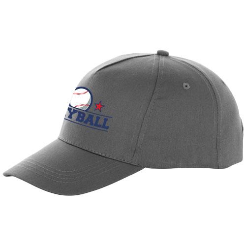 5-panelowa czapka Brunswick zdj 2